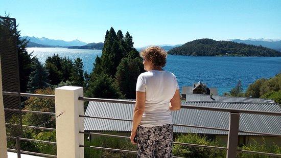Altuen Hotel Suites&Spa: vista desde la habitacion