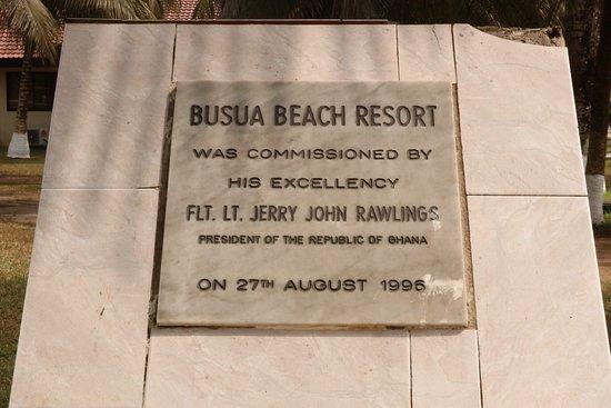 Busua Beach Resort: photo0.jpg