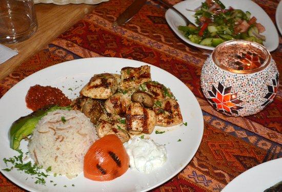 Usta turkish mediterranean restaurant for 1453 ottoman mediterranean cuisine