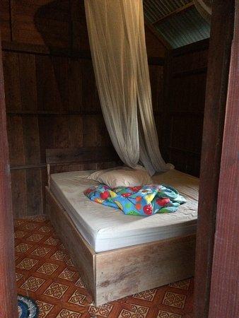 Don Det, Laos: Private bungalow