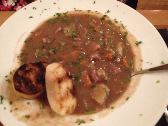 Ellicott City, MD: lamb stew