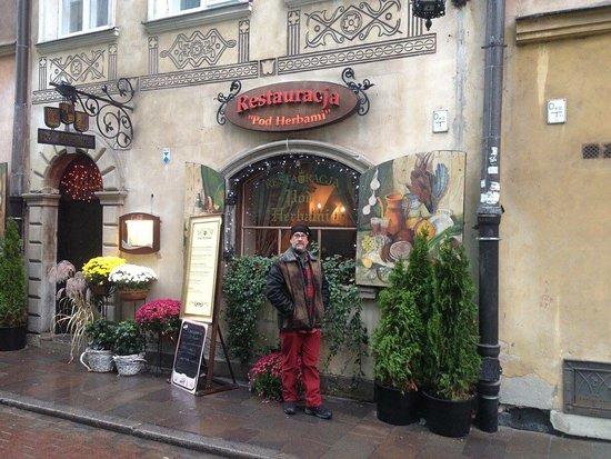 Restauracja Pod Herbami Warszawa Recenzje Restauracji Tripadvisor