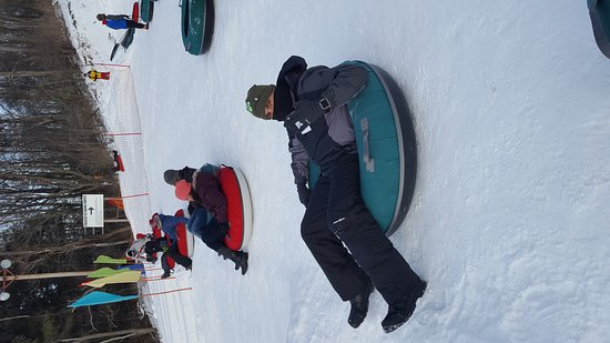 Ellicottville, NY: Holiday Valley Tubing Company