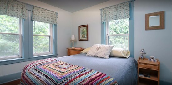 Mississippi Mills, Canada: The Blue Room