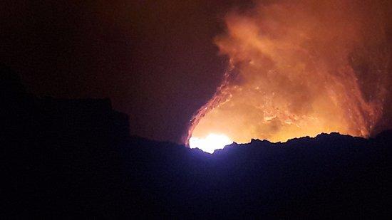 Granada, Nicaragua: Masaya National Park, Lava Experience!