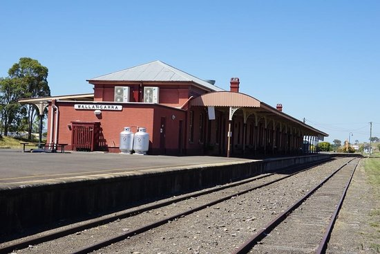 Wallangarra Railway Museum