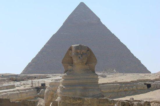 Destaques da pirâmide: excursão privada...