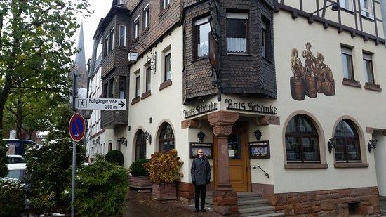 Hotel-Restaurant Rats-Schanke - Reviews (Frankenberg, Germany ...