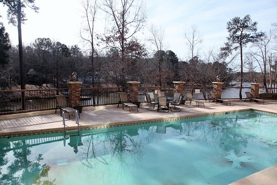 Eatonton, GA: The pool