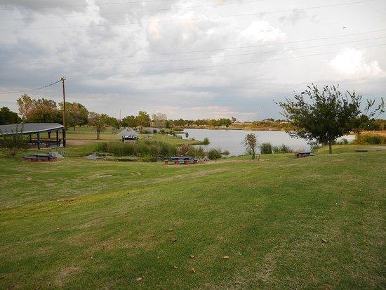 Childress, TX: Lake looking North