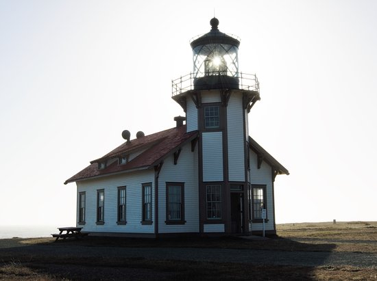 Point Cabrillo Light Station Photo