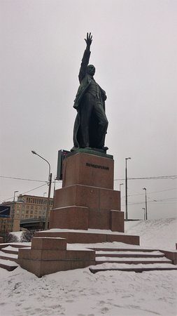 Monument to Volodarskiy