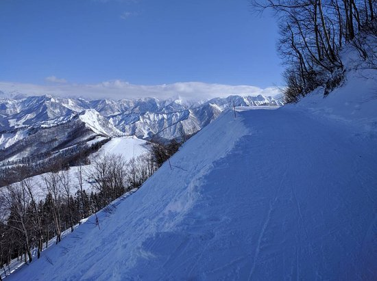 Kandastu Snow Resort