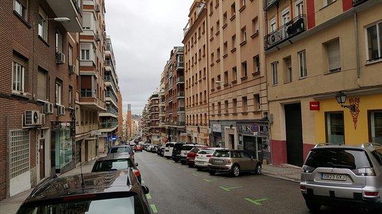 Calle Valderribas