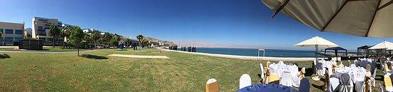 Khor Fakkan, Emirados Árabes: panoramic view.