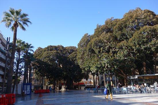 Площадь Святого Франциско
