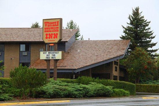 Bilde fra Western Heritage Inn