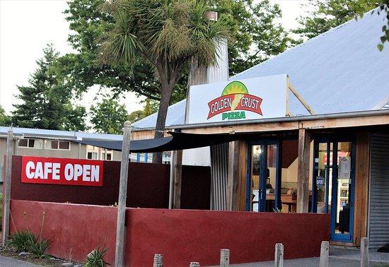 Turangi, New Zealand: Very nice food , and friendly service .. big thumbs up 👍🏽