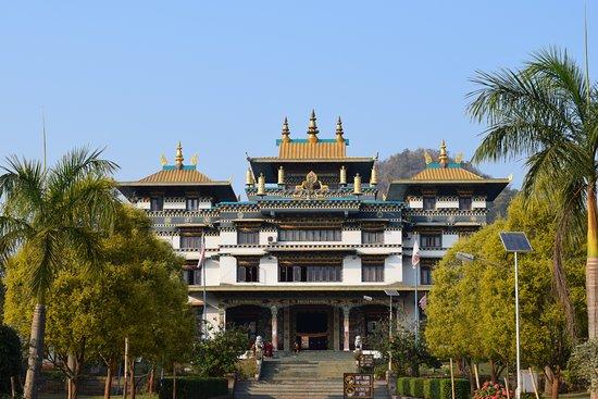 Brahmapur, Indien: Padmasambhava Mahavihara monastery