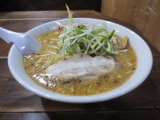 Noshiro, Japão: ねぎ味噌大