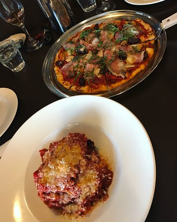 Bellerive, Australië: Lasagne was authentic and pizza special was superb. Officially my new favourite Italian restaura