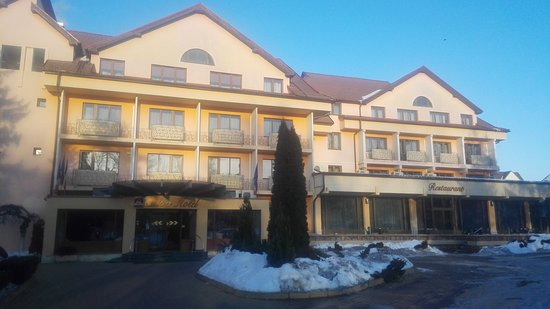 BEST WESTERN Hotel Silva: IMG_20170127_162027_large.jpg