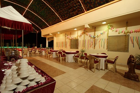 Hotel Surbhi: Function/Party area