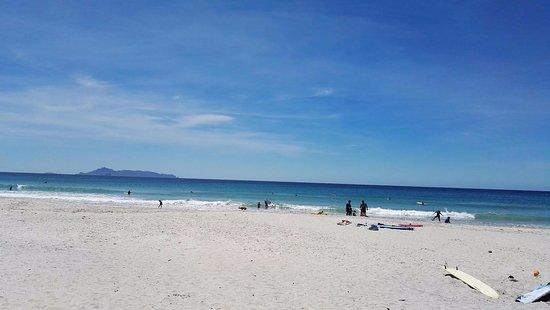 Mangawhai, Nueva Zelanda: Te Arai point Beach