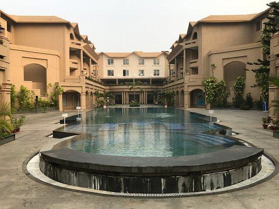The Chariot Resort & Spa, hôtels à Puri