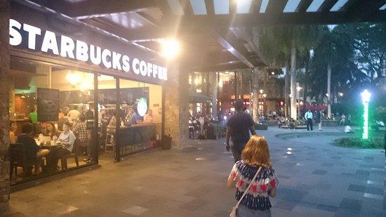Starbucks Greenbelt 1 Level 1 Makati Restaurant Reviews Phone Number Amp Photos Tripadvisor