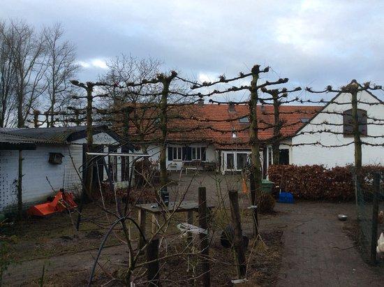Brecht, Belgicko: Garten