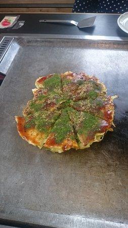Okonomiyaki Gablehouse