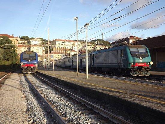 Storica Stazione Ferroviaria Imperia Oneglia