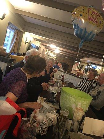 Pontypool, UK: Great meals