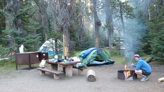 831ca7fd6e5 Mazama camground - Picture of Mazama Village Campground