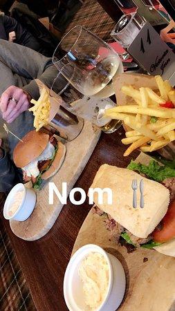 Bolton, UK: Delicious!
