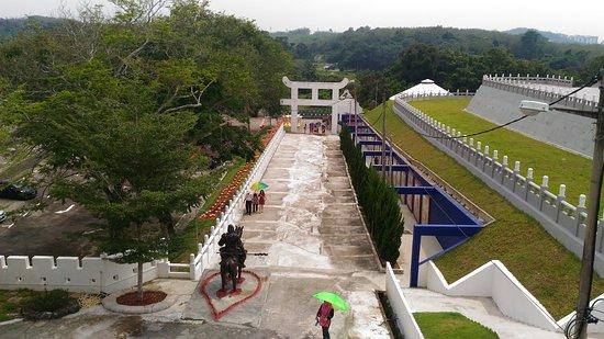 Melaka State, Malezja: The Touch City