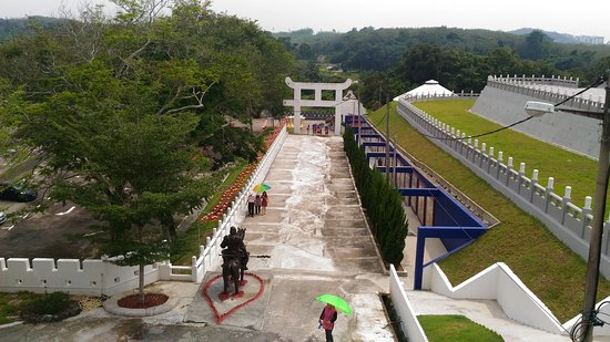 Melaka State, Malaysia: The Touch City
