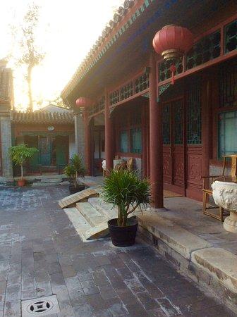 Courtyard 7 Photo
