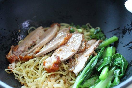 Hongkong Noodle Bangkok Picture