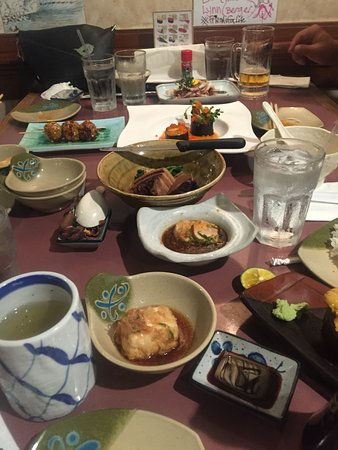 Tokkuritei: Do try the ankimo (monkfish liver) and anything with uni (sea urchin roe)
