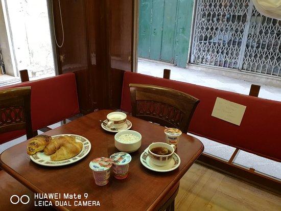 Albergo San Marco: colazione