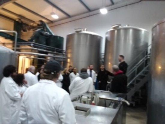Lancaster Brewery Tour Voucher