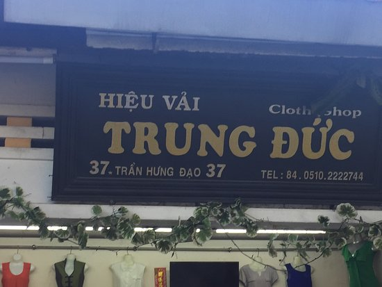 Trung Duc Couture: Exterior
