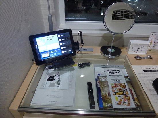 Glass top Desk