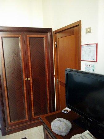 Repubblica Hotel: camera