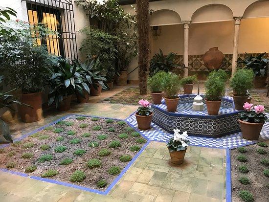 El Patio Andaluz Fotografia De Museo Sorolla Madrid Tripadvisor