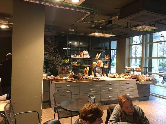 Restaurante gogoko goxuak en san sebasti n con cocina - Cocinas san sebastian ...
