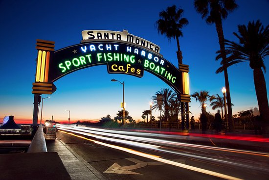Loews Santa Monica Beach Hotel: The best location in town!
