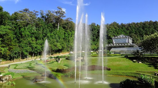 诗丽吉王后植物园